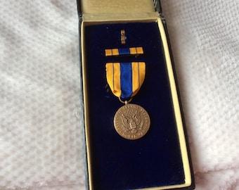 World War 2 Selective Service Medal