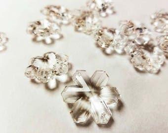 Swarovski Vintage Snowflakes