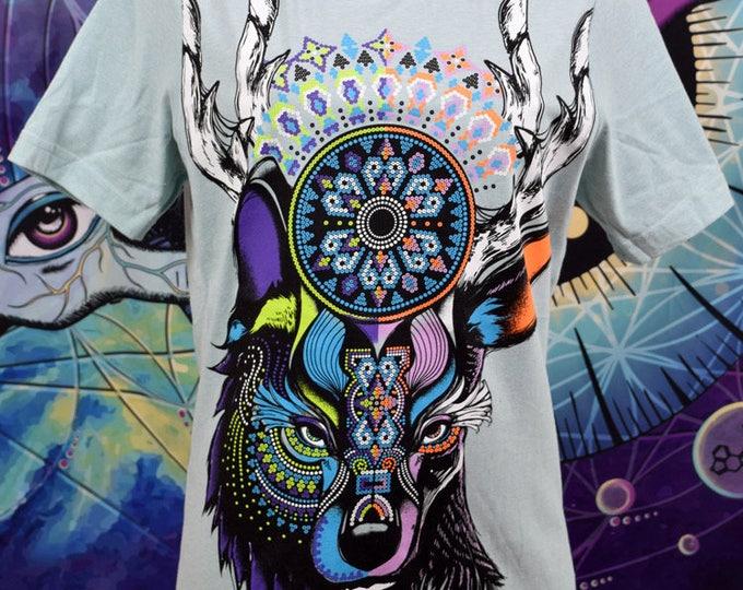 Deer Wolf T-Shirt