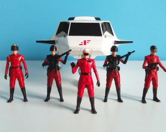 V The visitors troopers 1:48 scale