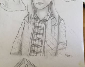 Young Emma swan once upon a time once upon a time