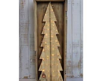 Ammo Crate Christmas Tree