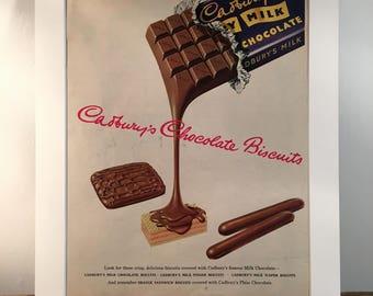 Vintage Cadbury's Advert