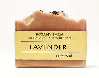 Lavender Soap, Natural Soap, Organic Soap, Handmade Soap, Luxury Soap, Cold Process Soap, Vegan Soap, Artisan Soap, Homemade Soap, Soap