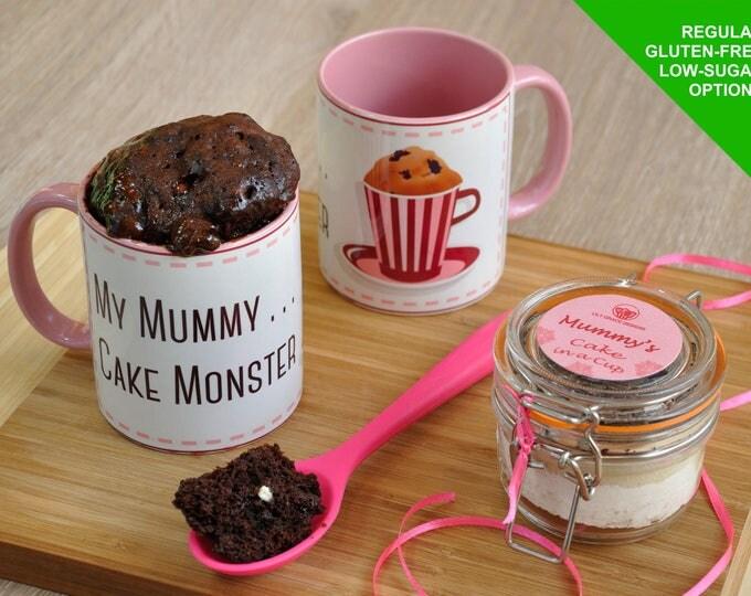 mummy mug, yummy mummy, mug for mummy, mummy birthday, mothers day, mummys baking kit, baking mummy,  mummy gift, mummy present treat