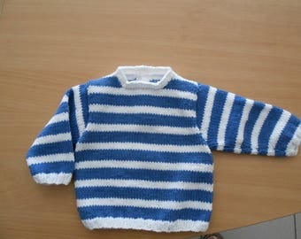 1 month for boy baby sweater