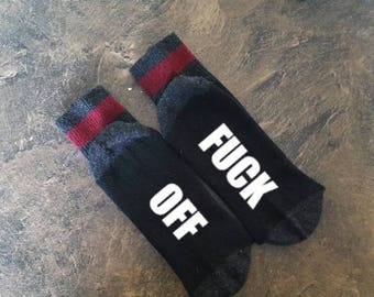 Swear socks,If You Can Read This Socks,Womans Gift,Funny socks, Mature Content, Christmas Gift