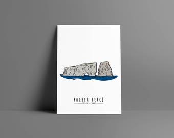The boy • series • Percé Rock National treasure