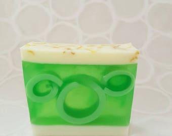 AvoBath Dupe | Glycerin soap | Fresh Lemongrass scent