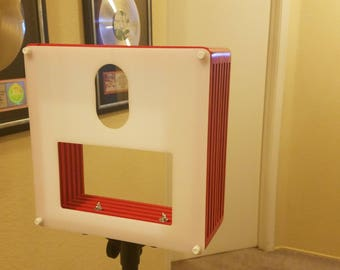 Compact Handcrafted Portable Photo Booth (Shell Only)