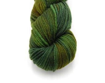 Merino Worsted Hand Dyed Yarn - Fangorn