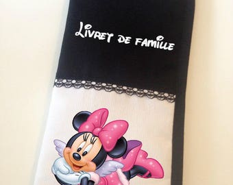 Protects family book pink or white