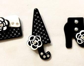 Pin Brooch Fashion Style