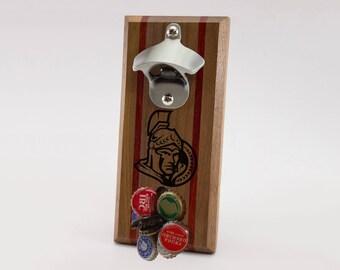 Ottawa Senators Magnetic Bottle Opener