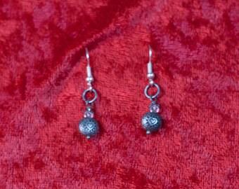 Vintage / Steampunk Inspired Earrings