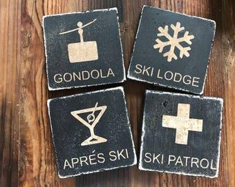 Ski Coasters