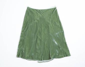ETRO - Velvet skirt