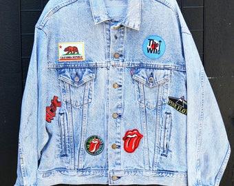 0191 American Vintage jean jacket