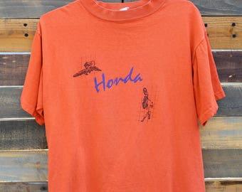 0269 Honda Motocross Shirt