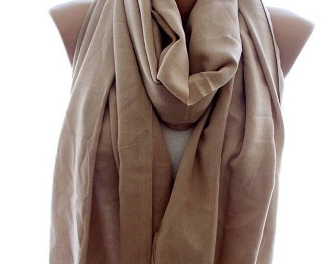Pashmina scarf, pashmina shawl, scarves for women, soft scarf, cozy scarf, trendy scarf