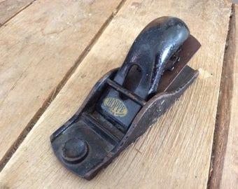 Mini W Germany Hoppe Rabbet wood working plane carpenter artisan tool