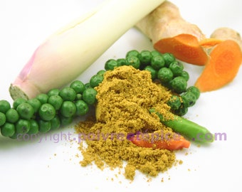 THAI CURRY, powder