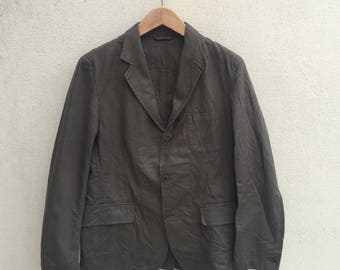 Uniqlo Blazer Jacket Military Green