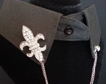 collar tips Lily Of Monarchy