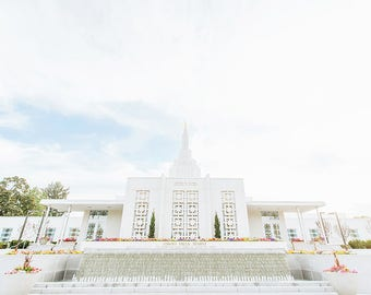 Idaho Falls Temple 19