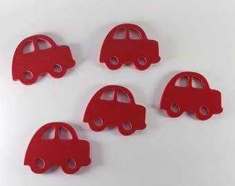 5-Car Wall Pack.