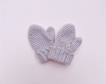 Crochet Mittens | Childrens Mittens | Crochet | Mittens | Custom | Crochet Gloves |