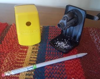 Retro & Vintage Bostonette Pencil Sharpener