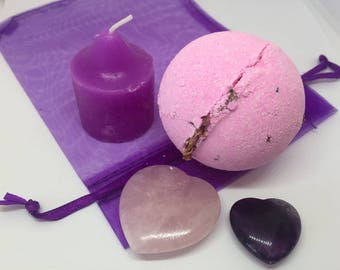 Self-love Bath Rituals Kit