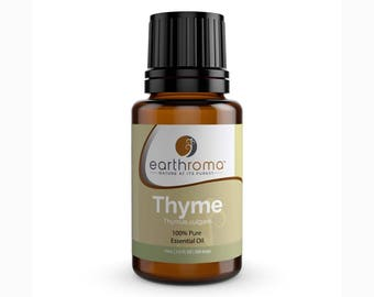 Thyme Essential Oil | 5 mL | 15 mL | 30 mL | 100% Pure Therapeutic Grade
