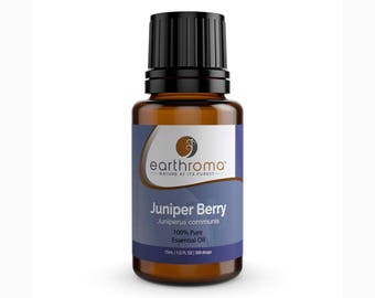 Juniper Berry Essential Oil | 5 mL | 15 mL | 30 mL | 100% Pure Therapeutic Grade