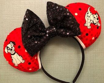 101 Dalmatians Mickey Ears