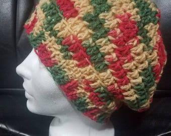 Simple Double Crochet pattern