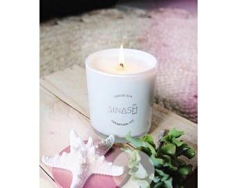 Sinash Large soy candle