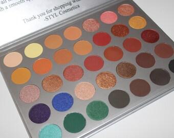 35 Shade Palette