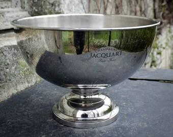 Vintage champagne bucket JACQUART