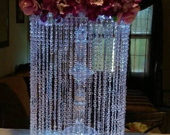 Cry me a river  special occasion centerpiece
