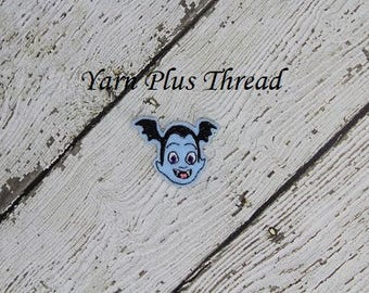 Drac Girl Feltie Embroidery Design