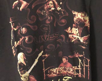 Vintage 1997 Aerosmith Nine Lives tour