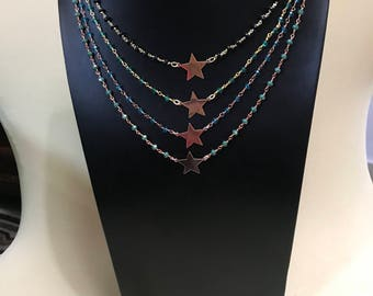 Necklace with Star