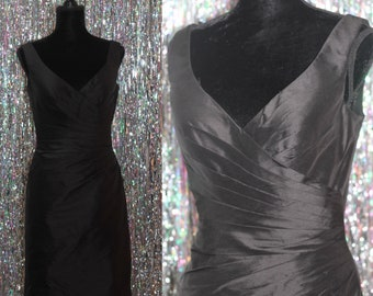 Sarah Danielle Evenings Black Gown (6) *New w/Tags
