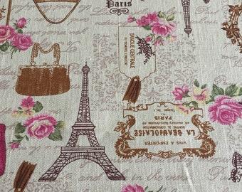 Paris Design Cushion Covers
