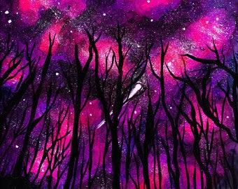 Galaxy Getaway (Original)