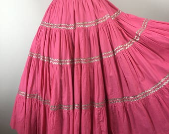 VTG 50s Patio Skirt