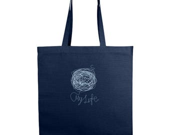 My Life Shopping/Tote Bag