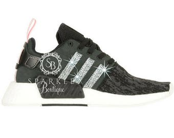 Swarovski adidas - adidas Originals NMD R2 - Christmas Present - Bling  Shoes - Casual Shoes